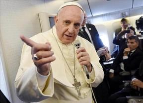 El papa repasa la actualidad internacional y apoya el freno a los yihadistas de Irak, pero