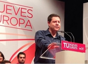 García-Page reclama a Rajoy y a Cañete que pidan disculpas por 'los graves insultos' a Valenciano