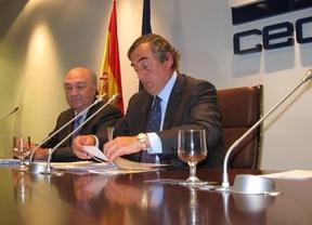 CEOE propone rebajar de 20 a 12 días la indemnización por despido procedente