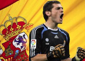 'San Casillas' alcanza el cielo de la internacionalidad con La Roja ante Inglaterra en el mítico estadio de Wembley