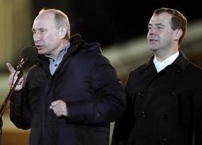 21 diciembre 2012: Rusia dice oficialmente que