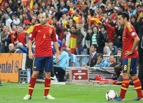 La Selección Española de Fútbol jugará en Albacete el 15 de octubre