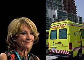 El caos de los ajustes de Aguirre en Madrid: rumores de que lo siguiente en privatizarse será el SERMAS
