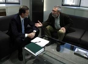 Méndez descarta la 'presión' por el 'regalo de Reyes' que quiere hacer Rajoy de la reforma laboral