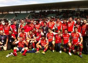 Rugby: el Ampo Ordizia se corona como nuevo campeón de la Copa del Rey