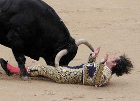 Ligera mejoría de David Mora, estable dentro de la gravedad por su cornada en Las Ventas