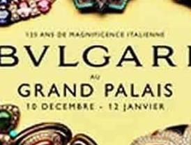 Bvlgari celebró por todo lo alto en París su 125 aniversario