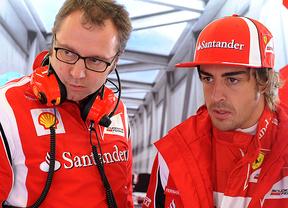 Como en 2011 para 2012: Ferrari vuelve a prometer a Alonso un