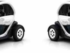 Renault Twizy, protagonista de la primera campaña iAd de Apple en España