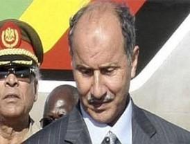 Ex ministro libio rechaza negociar con Gadafi