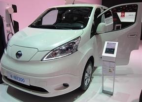 Nissan lanza la versión de siete plazas de la furgoneta e-NV200 fabricada en Barcelona