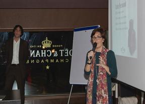 Enrique Fuentes y Valeria Aragón, el coaching como receta para el crecimiento empresarial