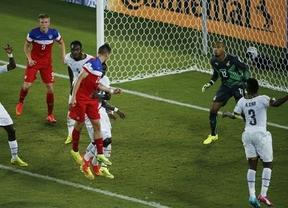 Ghana no hace honor a su nombre y pierde ante EEUU de la peor manera: con un gol en el último suspiro