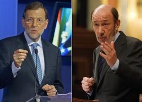 Las navidades de los políticos: Rajoy se va a Pontevedra, mientras que Rubalcaba se queda en Madrid