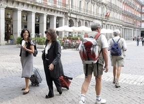 Nuevo palo a la capital: Madrid debería 'replantearse' su gestión turística ante los malos datos