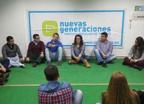Nuevas Generaciones de Toledo se apunta al debate ciudadano y celebra su primer 'Brainstorming'