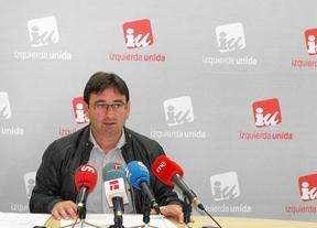 Martínez (IU) insta a Podemos a formar parte de una coalición que evite el gobierno del PP en la región