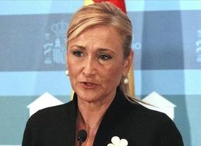 ¿Juega Cifuentes al despiste ante su hipotética candidatura al Ayuntamiento de Madrid?