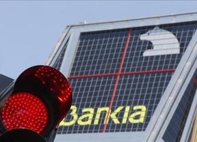 Bankia vuelve al parqué a la baja tras fijar el FROB su valor en un céntimo