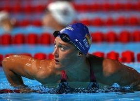 Mireia Belmonte estrena su medallero mundialista con un bronce en los 200 estilos