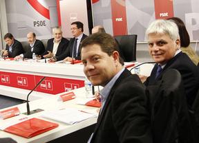 Rubalcaba se reúne con García-Page para hablar de crisis y el pacto europeo