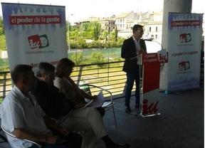 Daniel Martínez: 'Pase lo que pase con la reforma del Estatuto, IU estará en las Cortes de Castilla-La Mancha'