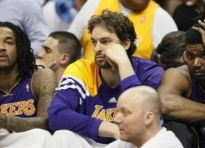 Los Denver Nuggets sacan los colores a los Lakers de Gasol forzando el séptimo partido