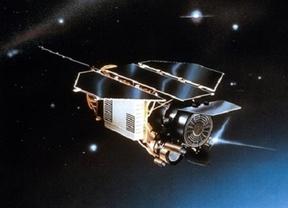 Otro satélite caerá sobre la Tierra la próxima semana