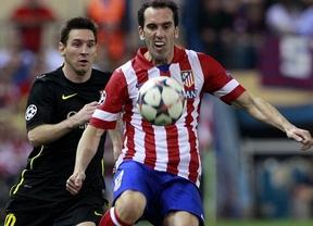 Tercera vez que dos equipos se juegan la Liga entre ellos el último partido... y la historia favorece al Atlético