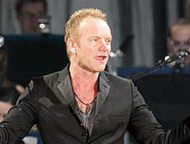 Sting reconquistó a sus fans en su concierto de Barakaldo