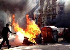 Violencia callejera para 'defender' derechos
