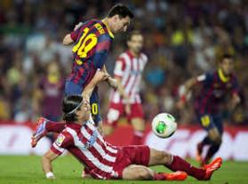 El 'SuperAtleti' de Simeone sustituye al Madrid en el partido del siglo ante el Barça con el liderato en juego