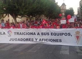 La hora de la verdad para Murcia y Racing de cara a seguir en Segunda o descender