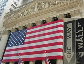 Termina la semana Wall Street con ganancias; Dow Jones 3,1%