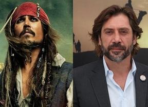 El capitán Salazar tendrá su mejor intérprete: Javier Bardem lo encarnará en 'Piratas del Caribe 5'