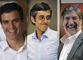 El origen de los avales, último punto caliente antes del comienzo de la campaña electoral interna de los tres candidatos del PSOE
