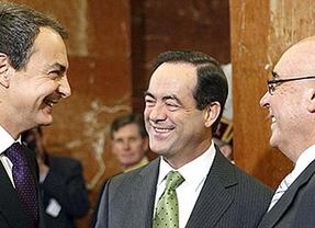 Zapatero, Bono y Rojo se despiden de la política en el aniversario de la Constitución