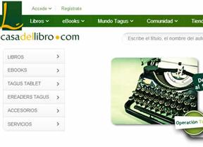 José Manuel Lara se llevará 'casadellibro.com' a París si no reducen el IVA de los libros digitales en España