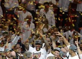 Miami vuelve a ser el centro del baloncesto mundial: los Heat se llevan su segundo anillo NBA, el primero de LeBron