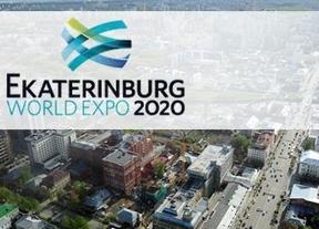 Rusia parte como favorita para ser sede de la Expo en 2020