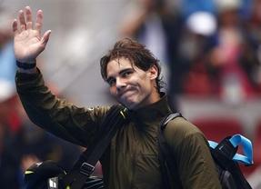 El 'número uno' ya está tranquilo: Nadal busca llegar invicto a semifinales de la Copa Maestros