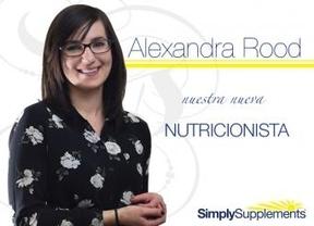 Simply Supplements da la bienvenida a su nueva Nutricionista