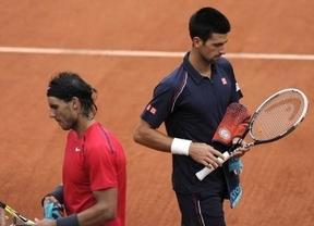 Nadal debutará hoy en un Open de Madrid que ya se queda sin Djokovic, eliminado