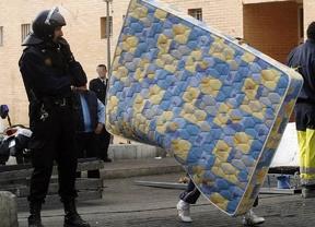Los secretarios judiciales de Palma suspenderán durante un mes los desahucios