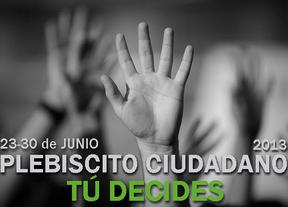 Las Mareas buscan millones de votos en el Plebiscito Ciudadano entre el 23 y el 30 de junio