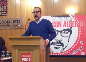 Alberto González será el candidato del PSOE a la Alcaldía de Villarrobledo