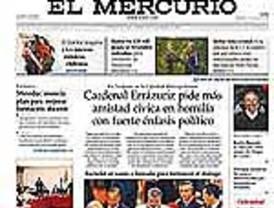 Oficialismo chileno pide tratar tema del mar con Bolivia