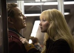 Lawrence (Mística) y Fassbender (Magneto), grandes protagonistas de lo nuevo de X-Men