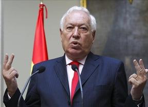 Margallo, la estrella de la mañana en la Cumbre de Cádiz