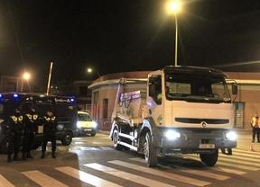 Madrid empieza a limpiarse: preacuerdo entre empresas y trabajadores mientras Tragsa cubre los servicios mínimos